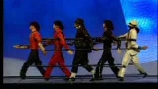 Michael Jackson 5 act