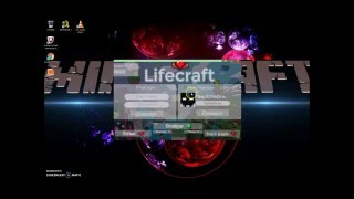 getlinkyoutube.com-TUTO minecraft : Comment mettre un skin sur lifecraft.