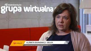 WP Holding S.A., Elżbieta Bujniewicz-Belka – Członek Zarządu, #14 PREZENTACJE WYNIKÓW