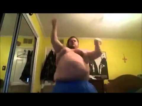 Harlem Shake (Grubas tańczy !)