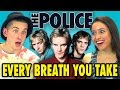 THE POLICE - EVERY BREATH YOU TAKE Lyric Breakdown