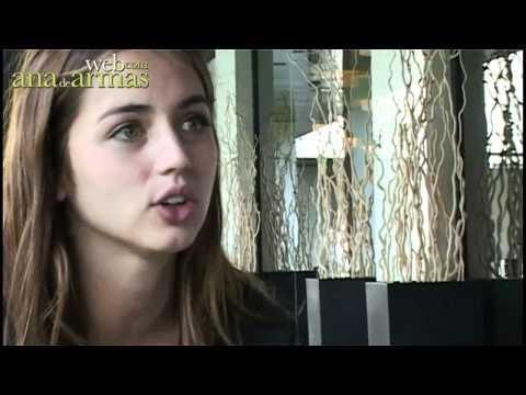 Ana de Armas. Entrevista para Las horas perdidas
