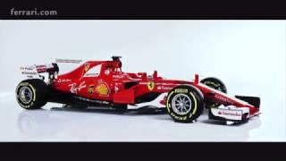 Ferrari unveils 2017 F1 car, the SF70-H