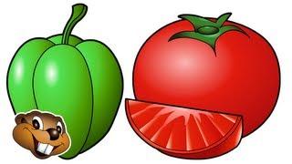 """getlinkyoutube.com-""""Vegetable Song"""" - Kids Learn Vegetable Names, Teach Nursery Children Veggie Song"""