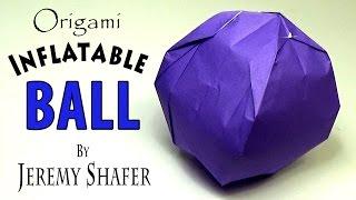 getlinkyoutube.com-Origami Ball