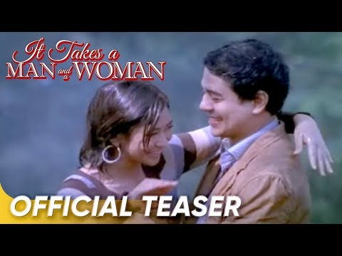 It Takes A Man and A Woman Teaser