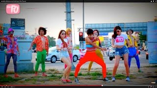 "getlinkyoutube.com-เพลงเฉิ่ม (remix เพลง ""เฉิ่ม"" วงกางเกง)  คลิปเต้นสงกรานต์ เร้กเก้บ้านสวน Pow Channel"