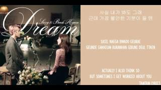 getlinkyoutube.com-Dream - Suzy X Baekhyun Lyrics [Han,Rom,Eng]
