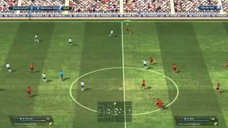 getlinkyoutube.com-Fifa Online 3 Viet Nam - Trận đấu xếp hạng huyền thoại