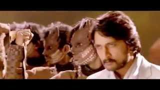 getlinkyoutube.com-Ranna   Babber Sher Full Song Video   Sudeep, Rachitha Ram   V Harikrishna