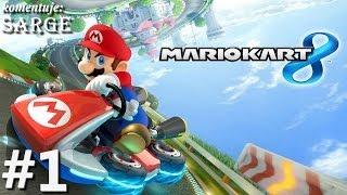 Zagrajmy w Mario Kart 8 [Wii U] odc. 1 - Mushroom Cup