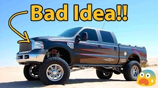 getlinkyoutube.com-6 Worst Truck Mods Only A Truck Ricer Would Love!!