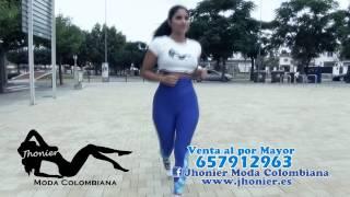 getlinkyoutube.com-leggins nueva colección, jhonier moda. sept 2014