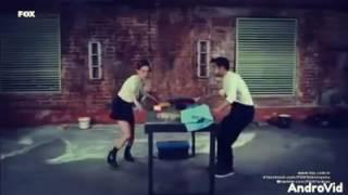 getlinkyoutube.com-لحظات رومانسية بين فتون و إياد