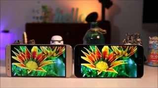 getlinkyoutube.com-Samsung Galaxy A8 vs. Huawei G8: Video comparison.