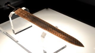 getlinkyoutube.com-The Bronze Sword of Goujian, King of Yue State  越王勾踐劍