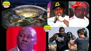 Moustapha Gueye Lutteur ,  Il faut augmenter le prix des Billets de LAMB !!!