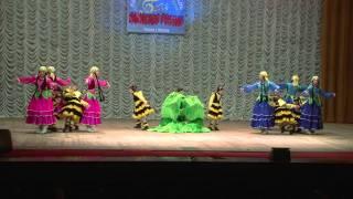 "getlinkyoutube.com-Театр танца ""Эфассэ"" -  Башкирский мёд"