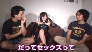 getlinkyoutube.com-SM嬢は欲情したときどうするのか?Does Sado Mistress Gets Horny?