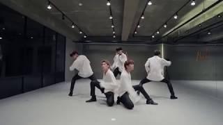 getlinkyoutube.com-SNUPER (스누퍼) - It's raining Dance Practice (Mirrored)