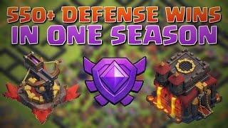 getlinkyoutube.com-Over 550 Defense Wins in ONE SEASON?! | UNBEATABLE BASE