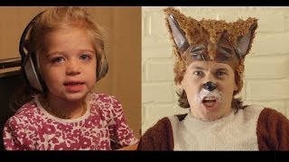 getlinkyoutube.com-My Girl Sings - What Does the Fox Say - Ylvis