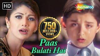 getlinkyoutube.com-Paas Bulati Hai Itna Rulati Hai - Jaanwar Songs [HD] - Shilpa Shetty - Sunidhi Chauhan - Alka Yagnik