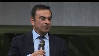 "getlinkyoutube.com-Carlos Ghosn on ""If There is a Succes, This is the Solution!"""