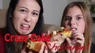 getlinkyoutube.com-CRAZY CAKE CHALLENGE MET MEISJE DJAMILA - NINA HOUSTON
