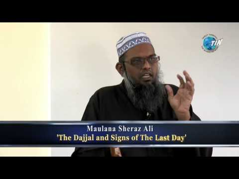 The Dajjal & Signs OfThe Last Day   Nur e Islam   Maulana Sheraz