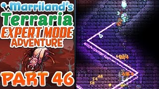 getlinkyoutube.com-Terraria 1.3.3 (PC) Expert Mode, Part 46: Trick-or-Treating in the Dungeon!