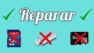 getlinkyoutube.com-Como Reparar Usb, Tarjeta SD o Micro SD Dañada o Sin Formato | Bien Explicado