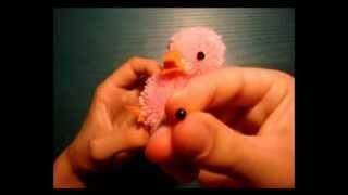 getlinkyoutube.com-Cómo hacer un pollito de lana