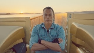 getlinkyoutube.com-Volvo Trucks - The Epic Split feat. Van Damme (Live Test)