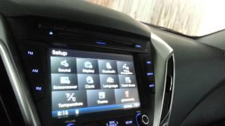 getlinkyoutube.com-Overview of Hyundai Veloster audio system