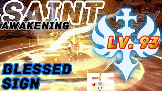 getlinkyoutube.com-Dragon Nest Korea : Saint Awakening Lv. 93 Gameplay. Antiphonary Pool and Blessed Sign.