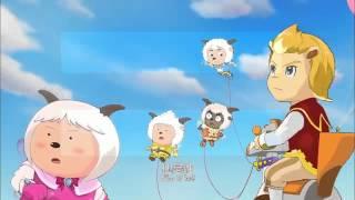 getlinkyoutube.com-喜羊羊与灰太狼之飞马奇遇记 Meet The Pegasus 白百何 郑恺 祖晴配音动漫电影