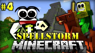 getlinkyoutube.com-Der MAYATEMPEL - Minecraft Spellstorm #004 [Deutsch/HD]