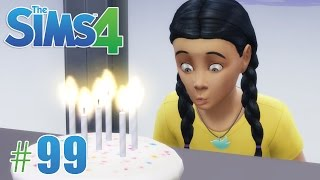 The Sims 4: GROWING UP - Part 99