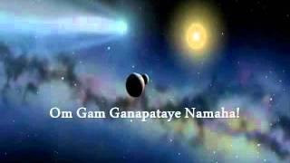 getlinkyoutube.com-Om Gam Ganapataye Namaha