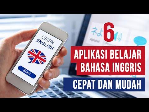 Aplikasi Offline Cara Cepat Belajar Bahasa Inggris