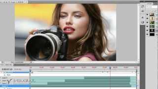 getlinkyoutube.com-Photo animation using Photoshop - Sinhala Tutorial