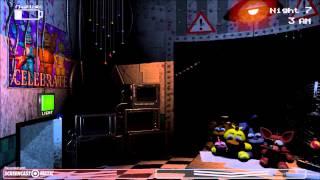 getlinkyoutube.com-FNAF 2 lockjaw mod and shadow bonnie easter egg [Gameplay]