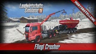 getlinkyoutube.com-LS 15 Modvorstellung #52 ★ Fliegl Crusher