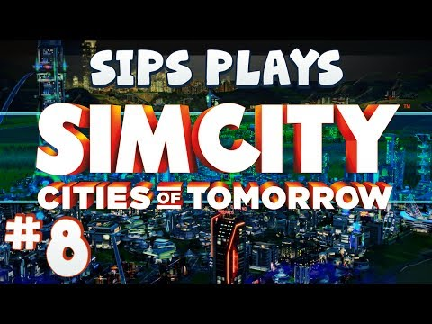 Simcity - Cities of Tomorrow (Full Walkthrough) - Part 8 - Simple Academics