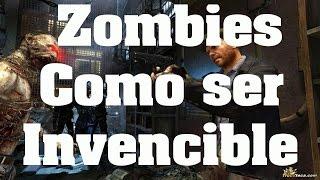 getlinkyoutube.com-Trucos de COD Black Ops 3 Zombies - El mejor lugar para ser invencible truco