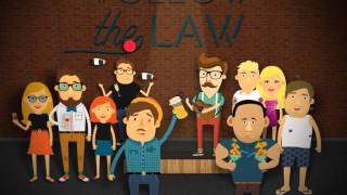 Follow The Law jingle Responsible Service of Alcohol