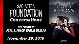 getlinkyoutube.com-Conversations with Tim Matheson of KILLING REAGAN