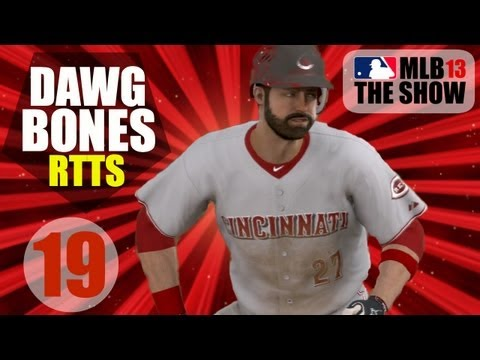 MLB 13 The Show - Dawg Bones Road To The Show EP19