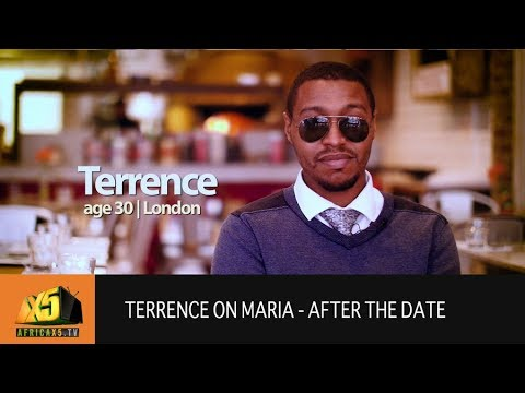 Love at First Sight - Terrence Speaks about Maria (AFTER THE DATE)
